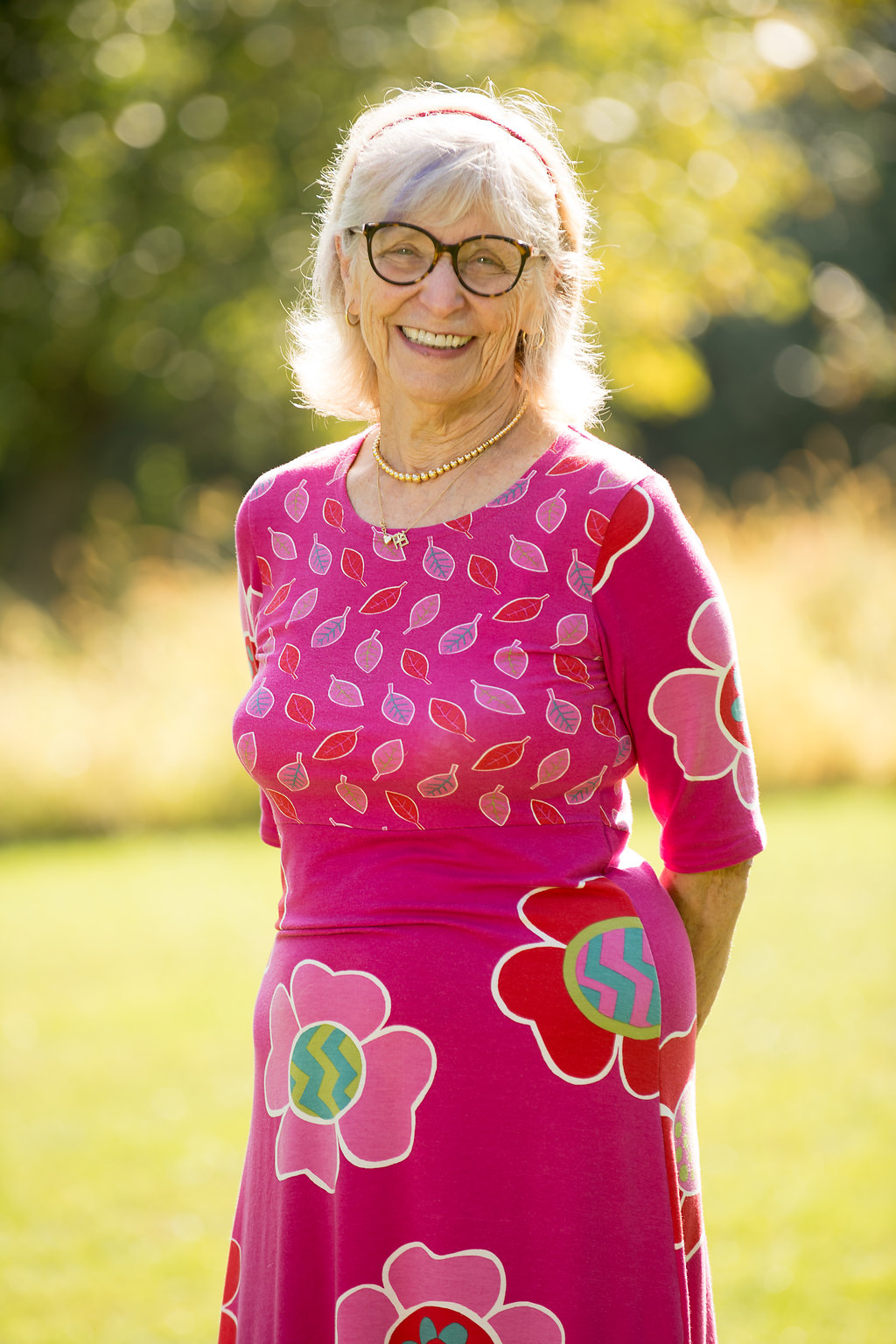 Pine Cobble School Grammarian - Linda Becker