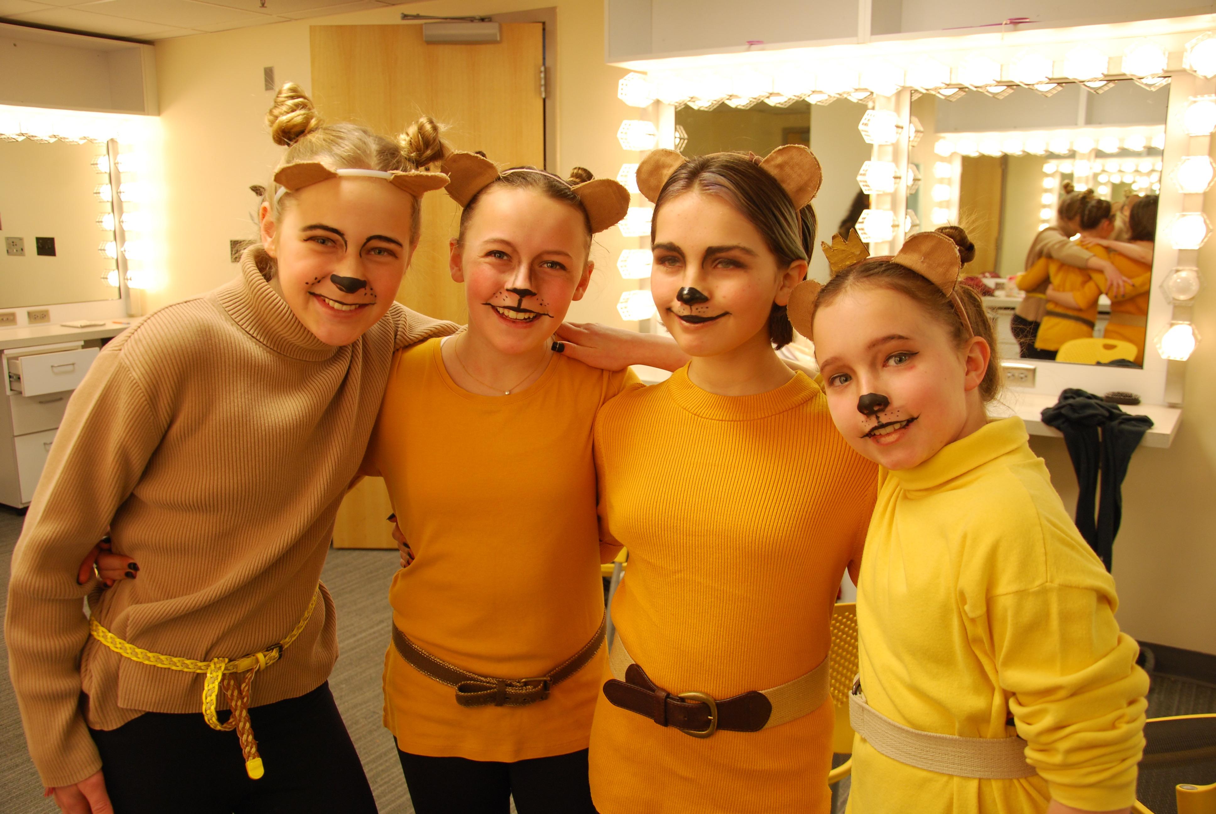 Pine Cobble School Lion King Jr Musical Cast Pinecobble